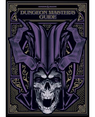 Dungeons and Dragons Special Edition Dragon Master Guide 3.5 x 2.5 Magnet