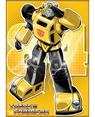 Transformers Bumble Bee 3.5 x 2.5 Magnet