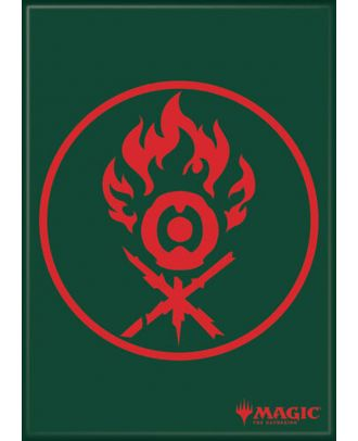 Magic The Gathering Guild Gruul Clans Magnet