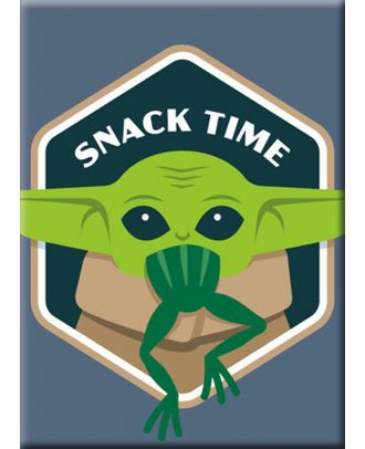 The Mandalorian - The Child Snack Time Magnet