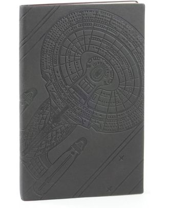 Star Trek The Next Generation Enterprise Softcover Journal