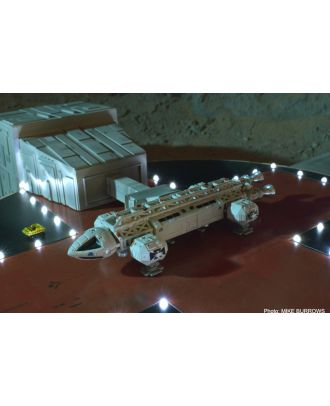 Space: 1999 Electronic Alpha Launch Pad with Lights and Sound