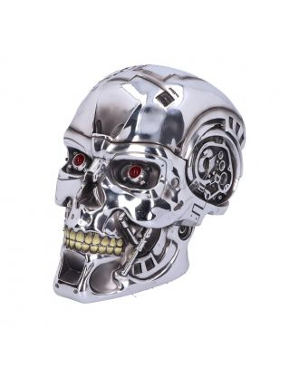 T-800 Terminator Head Wall Mounted Plaque