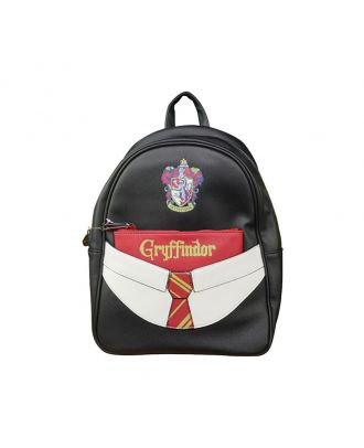 Harry Potter Primark Gryffindor Backpack With Removable Pouch