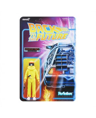 Back To The Future Reaction Figure 50's Doc With Mind Reader