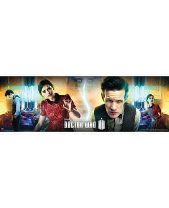 Doctor Who Centre of the Tardis Horizontal Poster