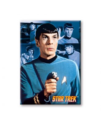 Star Trek Spock Photo Magnet