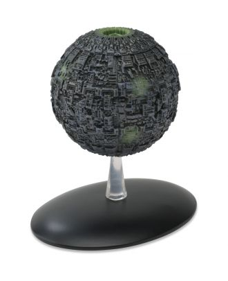 Star Trek The Official Starship Collection Borg Sphere.
