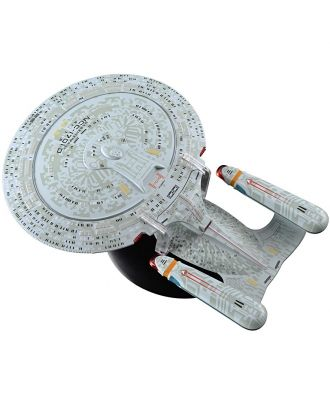 Star Trek Next Generation U.S.S. Enterprise NCC-1701-D 8.5-inch XL Edition