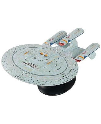 Star Trek Next Generation Future U.S.S. Enterprise NCC-1701-D (All Good Things)