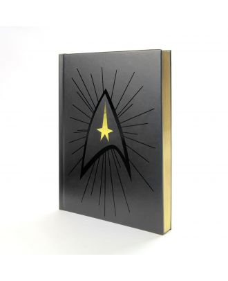 Star Trek The Original Series - Captain's Log Hardcover Journal