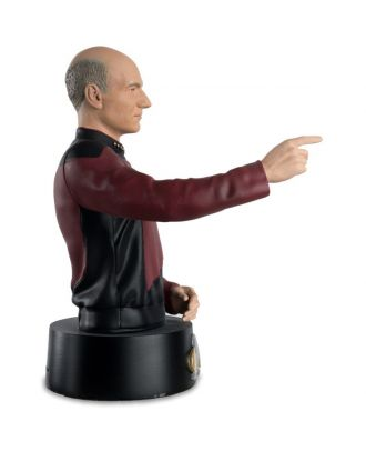 Star Trek The Next Generation Picard Bust