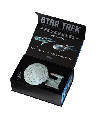 Star Trek U.S.S. Enterprise NCC-1701-D Collector's XL Edition
