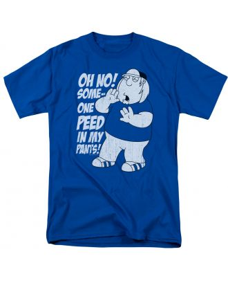 Family Guy Chris In My Pants Adult T-Shirt