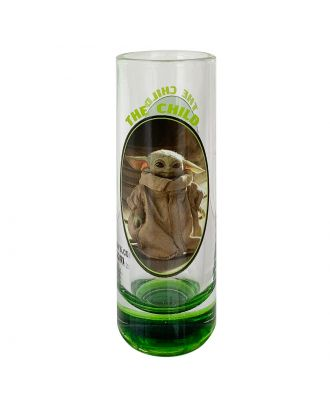 Star Wars The Mandalorian The Child Green Bottom Shot Glass
