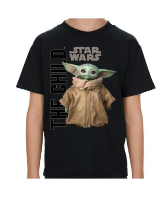 The Mandalorian Child - Gazing Youth's T-Shirt