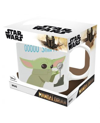 Star Wars The Child Oooh Shiny Mug