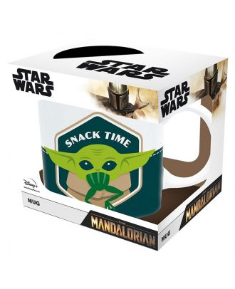 Star Wars The Child Snack Time Mug