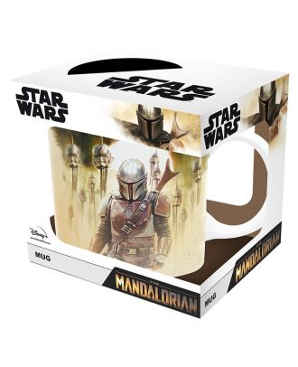 Star Wars The Mandalorian Sublimated Mug